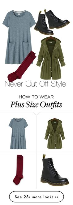 """Never out off style"" by thehipsterr on Polyvore featuring Toast and Dr. Martens"