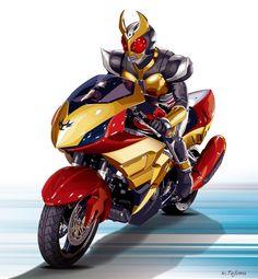 「イラスト・ギャラリー78(仮面ライダーアギト)」タジマ-K7のブログ記事です。自動車情報は日本最大級の自動車SNS「みんカラ」へ!