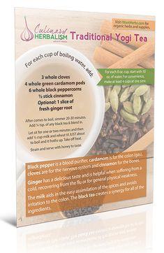 Culinary Herbalism