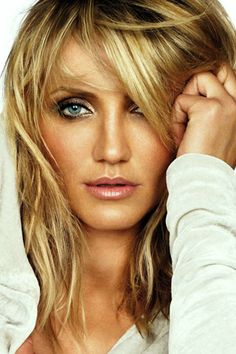 Cameron Diaz  Choices in Blonde shared by Extensions of Yourself www.extensionsofyourself.com