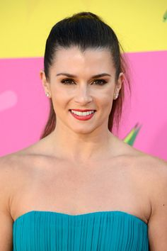 Nickelodeon's 26th Annual Kids' Choice Awards - Arrivals - Danica Patrick