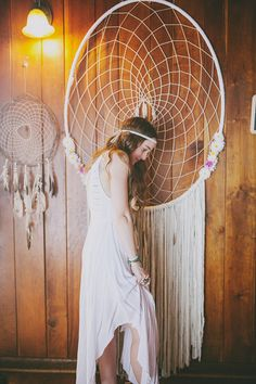 I NEED to make a huge dream catcher!