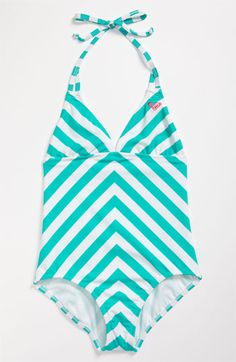 big girls roxy swimsuit   If only I could wear that...