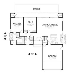 Image for Galway-Simplicity, Convenience and Plenty of Room to Grow-Main Floor Plan