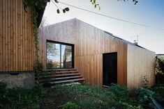 Extensão para uma casa em Meudon / CUT Architectures