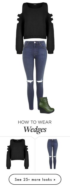 """""""Untitled #374"""" by patrickbootyshake on Polyvore featuring WearAll, Topshop, Breckelle's, women's clothing, women's fashion, women, female, woman, misses and juniors"""