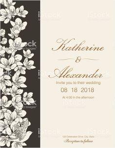 307 Best Wedding Invitation Template Images Wedding