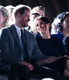 Royalty Speaking — hrh-theduchessofsussex: This is a proud wife.