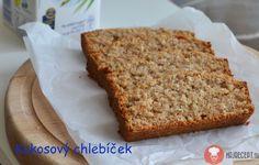 Fotorecept| Kokosový chlebíček