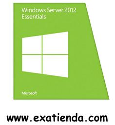 Ya disponible Windows server 2012 essentials (small business 2012)   (por sólo 419.95 € IVA incluído):   ****** - Windows Server 2012 Essentials (Small Business 2012 Essentials)  ******    Garantía de fabricante  http://www.exabyteinformatica.com/tienda/29-windows-server-2012-essentials-small-business-2012- #server #exabyteinformatica