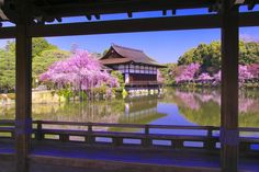 Japanese House, Beautiful Scenery, Japanese Culture, Kyoto, Nature Photography, Backgrounds, Environment, Garden, Anime