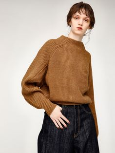 MOULINE セーター|シェルター公式通販サイト|SHEL'TTER WEB STORE【MOUSSY】