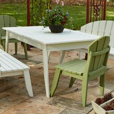 Outdoor Uwharrie Plaza 69-in. Rectangle Patio Dining Table - P091-024W