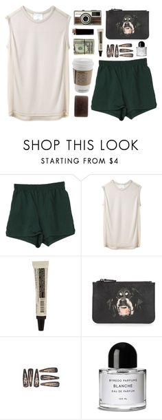 """""""The words of the prophets are written on subway walls//"""" by nandim ❤ liked on Polyvore featuring 3.1 Phillip Lim, Aesop, Givenchy, Byredo and Fresh"""