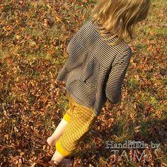 Children´s pants made out of men´s underwear - Kalsareista ommellut lasten housut