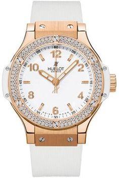 2b12e708edd Hublot Big Bang Quartz 38mm 361.PE.2010.RW.1104 Relógios De. Relógios De  Luxo Para HomensRelógio ...