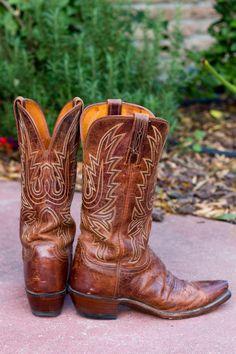 cowboy boots....