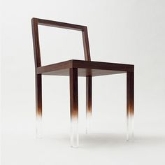 The Fadeout Chair