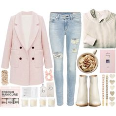 A fashion look from ..