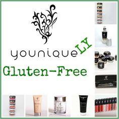 Amazing Gluten-Free Makeup [ YouniquebyMichelleBell.com ]