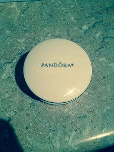 Limited edition glass pandora box