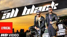 All Black Full Song with LYRICS | Sukhe | Raftaar | New Video 2015 | T-S...