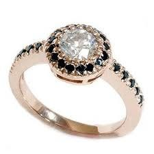 I like the design but I'd rather have white diamonds and white or yellow gold.