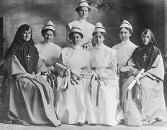 Canadian Catholic Nurses, 1964