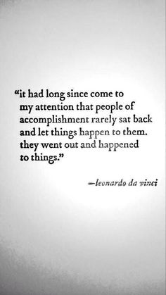 leonardo da vinci #accomplishment #quote