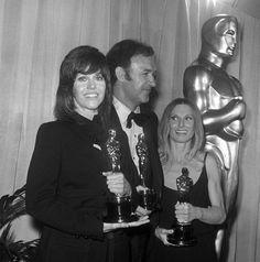 """The 44th Annual Academy Awards"" Jane Fonda, Gene Hackman, Cloris Leachman"