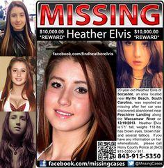 Heather Elvis.