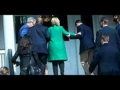 HILLARY LEAVES 9/11 CEREMONY EARLY HEALTH ISSUES! FAINTING? Update 2 | Newjerusalemcoming