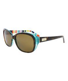 Kate Spade Olive & Tortoise Hilde Sunglasses...love