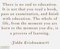 Jiddu Krishnamurti ..*