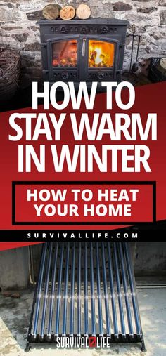 How to stay warm in winter? Here are survival tips to keep your home warm in case of a power outage. Keep the family warm at all times! Survival Items, Survival Supplies, Emergency Supplies, Survival Quotes, Survival Life, Wilderness Survival, Survival Prepping, Survival Gear, Survival Skills