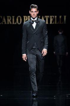 Carlo Pignatelli Haute Couture 2016 #Menwear #Trends #Tendencias #Moda Hombre F.Y!