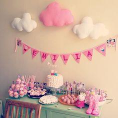 Decoración de Cumpleaños de Peppa Pig