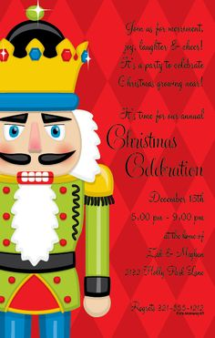 The Nutcracker. One day I will have a Nutcracker themed party at my house :)
