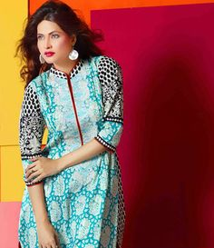 Tawwakal Festive Embroidered Kurtis Collection SBT_410A