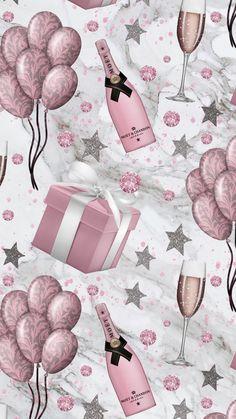 Birthday Wallpaper Backgrounds Beautiful 62 Ideas For 2019 Pink Wallpaper Iphone, Pink Iphone, Cellphone Wallpaper, Wallpaper Backgrounds, Wine Wallpaper, Birthday Images, Birthday Quotes, Birthday Cards, Watercolor Card