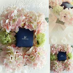 Hydrangea Flower GiftBox ♡ Love it♡ Barbi Világa handmade♡
