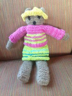 Marjie's bear