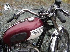 Importers and Warehouse Distributors of Parts and Accessories for Classic British Motorcycles Triumph Bobber, Scrambler Motorcycle, Triumph Motorcycles, British Motorcycles, Vintage Motorcycles, Triumph Bonneville T120, Easy Rider, Vintage Bikes, Cool Bikes