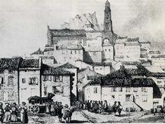 Le Puy-en-Velay en 1831