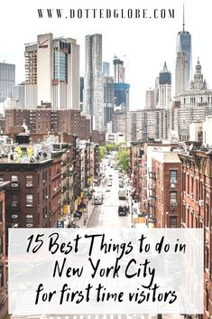 Looking for the best things to do in New York on your first visit? Find the 15 b… Looking for the best things to do in New York on your first visit? Find the 15 best things to do in NYC now. via Dotted Globe Road Trip Travel Photography New York, Travel Photography Tumblr, Photography Beach, Photography Trips, Abstract Photography, London Travel Guide, Usa Travel Guide, Travel Usa, Travel Tips