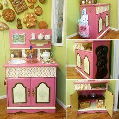 Goldilocks Play Kitchen!