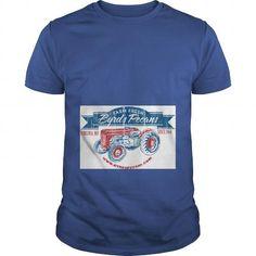 I Love Massey Ferguson Tractor Show Shirts & Tees