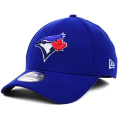 New Era Toronto Blue Jays Mlb Team Classic 39THIRTY Cap (39 CAD) ❤ liked fcdf11fe8455
