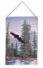 Wall Hanging-Majestic Flight (Tapestry) (17 x 26)