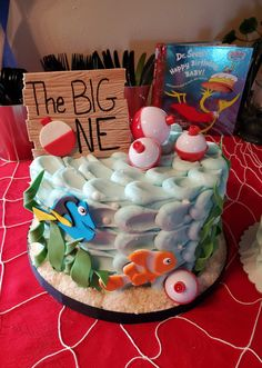 Big ONE birthday